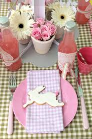 Easter Rabbit Table Decorations easter table decorations six beautiful ideas chatelaine com