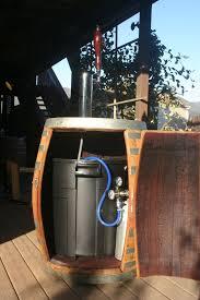 wine barrel porch light for sale 25 best wine barrels outdoors images on pinterest gardening wine
