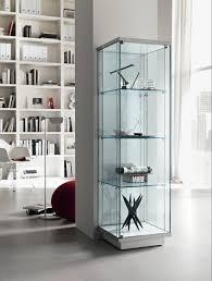 Modern Curio Cabinets Modern Display Cabinets With Glass Doors Edgarpoe Net