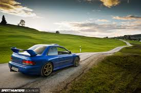 subaru gc8 coupe the ripsnorting anti laggingspeed industries impreza speedhunters