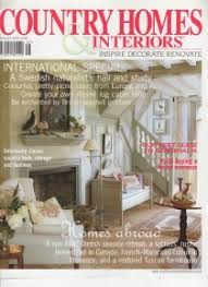 homes and interiors publications