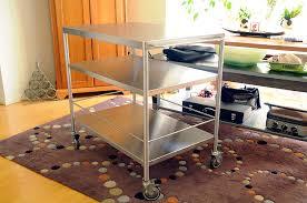 stainless steel kitchen islands decorating metal kitchen island base cart kitchen utility