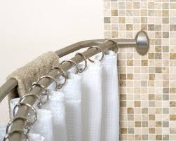 22 best double curved shower rods images on pinterest shower