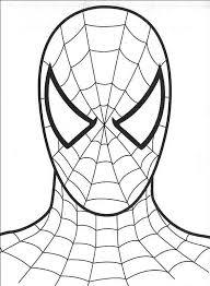 spiderman coloring kids print barney