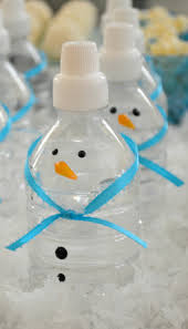 snowman water bottle raijas birthday pinterest water bottles