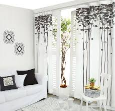 White Curtains Black And White Curtains Grommet Best Curtains Design 2016