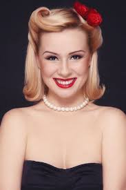 vintage hair vintage hairstyles for the victory rolls vintage hair and