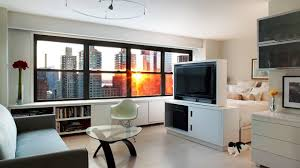 Living Room Design Ideas For Apartments by Small Efficient Studio Apartment Design Ideas Youtube