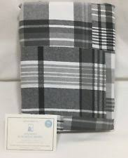Pottery Barn Madras Curtains Pottery Barn Boys Valances Window Treatments Ebay