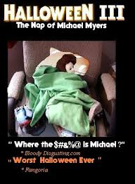 Michael Myers Memes - file halloween iii the nap of michael myers jpg uncyclopedia