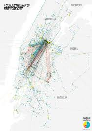 Little Italy Nyc Map by Vincent Meertens Nyc Movement Map Business Insider