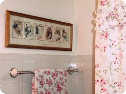Shabby Chic Shower by Simply Shabby Chic Towel And Shower Curtain Eli U0026 Anne Marie