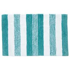 Aqua Bathroom Rugs Grandeur Marle Stripe Bath Mat Aqua White Target Australia 22