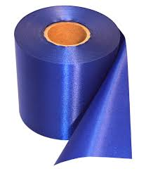 wide ribbon 4 inch ceremonial grand opening ribbon 25 yard roll props
