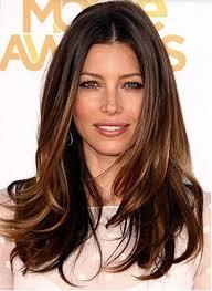 cheveux bruns 10 inspirations coup de pouce mode coiffure