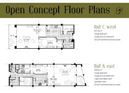 open concept house plans bungalow open concept floor plans indoor outdoor homes