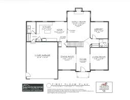 Center Hall Colonial Floor Plans Mohawk Hills Development Judith Ann Realty Inc