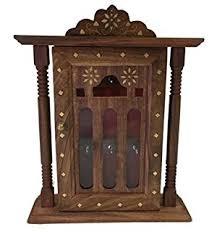 buy pindia decorative wooden wall hanging key holder at low