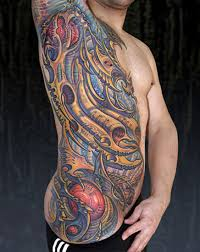 worldwide tattoo conference tattoos guy aitchison biomech on