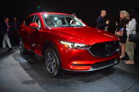 new mazda suv curvy new 2017 mazda cx 5 looks really good in soul red