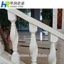 Buy Banister Ottoman Beige Turkish Marble Stone Railing Banister Buy Outdoor