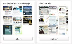 Professional Interior Design Portfolio Examples by 3 Impactful Ways Web Designers Can Use Pinterest