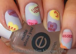 20 lovely nail art ideas for valentine u0027s day her beauty