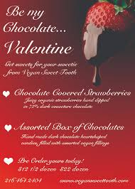 valentines specials s day specials vegan sweet tooth cleveland ohio
