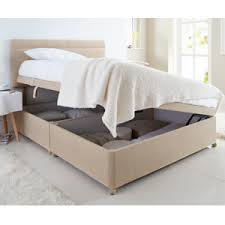 king size divan base bases with storage drawers bedstar