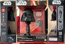 Bed Bath And Beyond Shower Heads Oxygenics Lets You Shower With Darth Vader And R2 D2 Geekdad