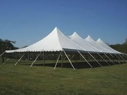 tent rentals pa 40 foot x100 foot century mate pole tent rentals new britain pa