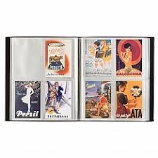 400 photo album albums for postcards lighthouse publications
