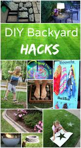 backyard hacks that will transform your yard backyard diy ideas