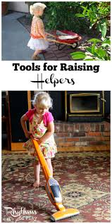 tools for raising helpers rhythms of play