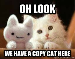 Meme Copyright - copyright infringement seo put the kibosh on copycats