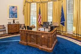 Oval Office Layout Trump May Not Be Able To Work In The Oval Office For Over A Year