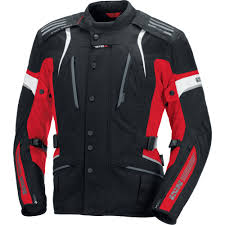 ladies motorcycle jacket jacket ladies tex nemesis black red white motorcycle