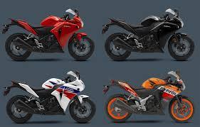 honda cbr new version new colors for honda cbr250r in 2013 bikeadvice in
