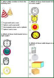 2d shape properties free printable geometry worksheets to