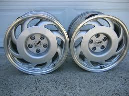 corvette sawblade wheels c4 sawblade pair of wheels my 91 17x11 s corvetteforum