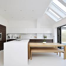 ideas for kitchen extensions exellent white kitchen extensions this wonderful extension in