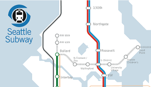 Seattle Light Rail Stops Sound Transit 3 Sets Seattle U0027s Light Rail Up For Expansion The