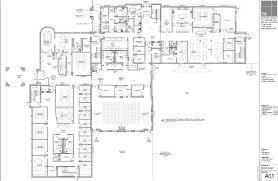 Fleur De Lys Mansion Floor Plan Kitchen Architecture Planner Cad Autocad Archicad Create Floor