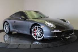 used porsche 911 california used porsche 911 anaheim ca