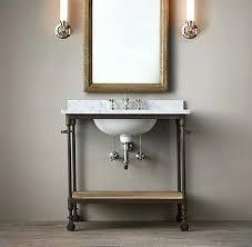 Rustic Industrial Bathroom - industrial bathroom vanity awesome design wik iq