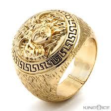 golden rings ebay images Medusa jpg