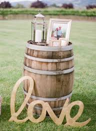 country wedding decoration ideas country wedding ideas 20 ways to use wine barrels
