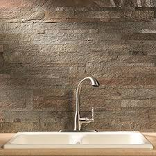 No Grout Backsplash Amazoncom - No grout tile backsplash