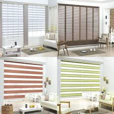 Vertical Blind Replacement Parts Window Blinds Window Blinds Hardware Double Roller Blind Zebra