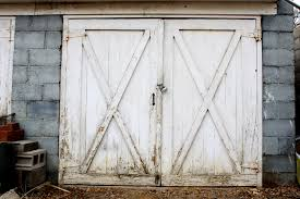 House Doors Old Garage Or Carriage House Door Picture Free Photograph